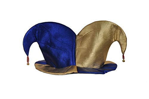 monde éblouissant Mejor Calidad del Oro del Sombrero del bufón y ITG # 370