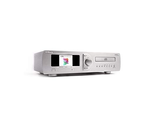 Audioblock CVR-100+ MKII zilver