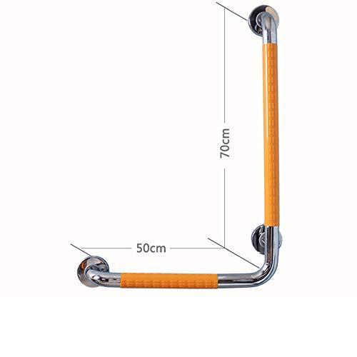 M-Y-L Badkamer Accessoire SetsGrab RVS Handrail Veiligheid Badkamer Ouderen Gehandicapten Toilet Slip Niet-Toegankelijke Handrail