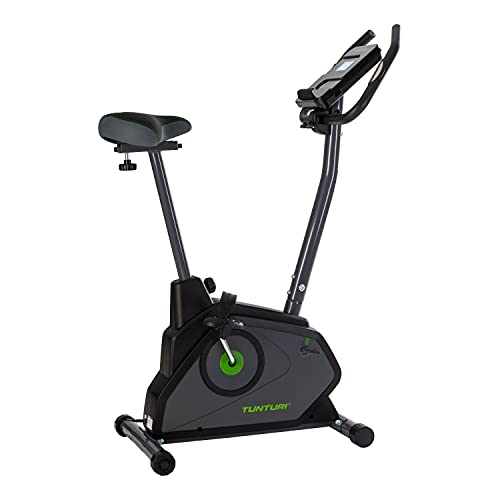 Tunturi Cardio Fit E30 Bicicleta estatica Ergometro / bici estatica / bicicleta fija / computadora de Entrenamiento y medidor de pulso
