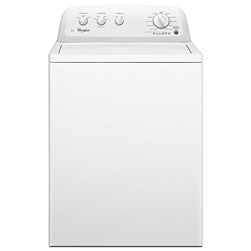 Whirlpool 3LWTW4705FW 15kg Top-Load Washer 220-240 Volts 50 Hz Export...