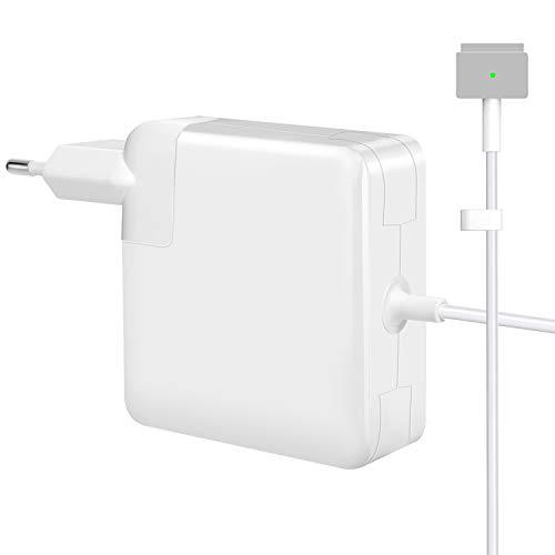 Kompatibel mit Macbook Pro Ladegerät 85 W Stromversorgung für Mac Pro Retina 13 Zoll 15 Zoll 17 Zoll Mitte 2012 2013 2014 Mitte 2015 Retina Mac Display funktioniert mit 45 W & 60 W & 85 W