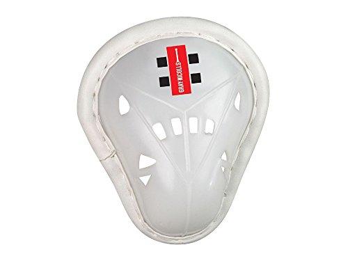 Gray Nicolls Offizielle Standard-Schutzkleidung Cricket Herrentiefschutz Größen SB-M.