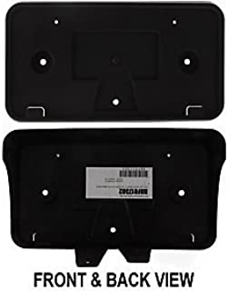 FORD ESCAPE 08-12 FRONT LICENSE PLATE BRACKET