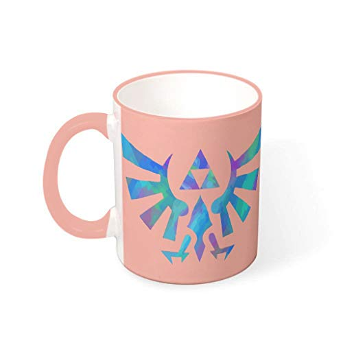 NC83 11 OZ drank thee beker mok met handvat porselein retro beker - mannen cadeau, geschikt voor kantoor
