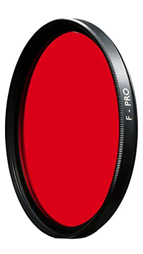 B+W 46mm Light Red Camera Lens Contrast Filter with Multi Resistant Coating (090M)