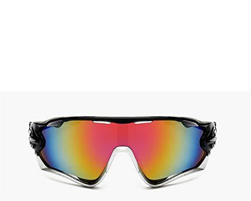BINGXINK Deportes Al Aire Libre Ciclismo Gafas De Sol Gafas Anti-Uv Clásicas,...