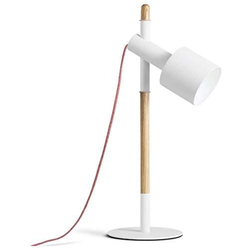 SPNEC LED de Lectura lámpara de Escritorio, la protección de Ojo de la lámpara Minimalista Estudiante Moderno de Escritorio del Dormitorio de Noche de Escritura de la lámpara