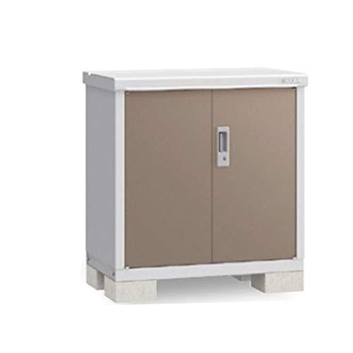 イナバ物置 BJX/アイビーストッカー BJX-095A 全面棚タイプ 『屋外用ドア型収納庫 DIY向け 小型 物置』 TB(ティンバーブラウン)