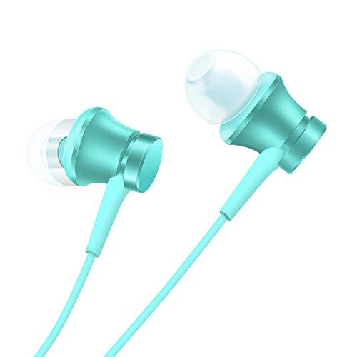 Xiaomi Mi – Écouteurs intra-auriculaires Basic, Couleur Bleu
