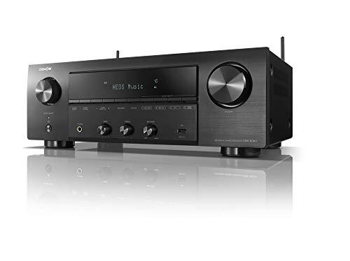 DENON DRA-800H 2 x 100 Watts Networking Stereo Receiver w/HEOS (Renewed)