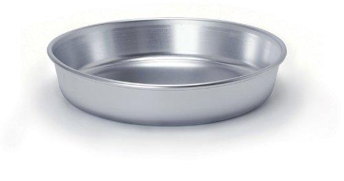 BALLARINI 7056 125, 26 cm Poêle Conique avec Bord en Aluminium Brut, 26 cm