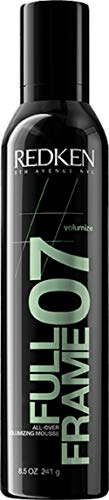 Full Frame 07 Protective Volumizing Mousse by Redken for Unisex - 8.5 oz Mousse