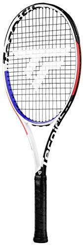 Tecnifibre Unisex-Adult TFIGHT 315 XTC Tennisschläger, Weiß, Grip 3