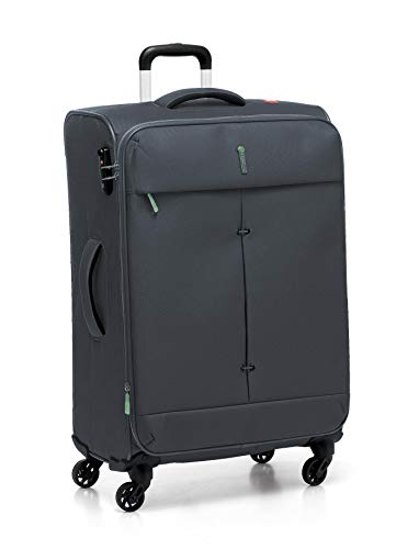 Trolley Large 78 cm 4 Ruedas | Roncato Ironik | 415121-Antracite