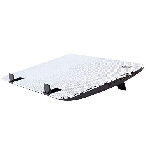 """RVTYR Cooling Pad Laptop Cooling Pad, 15.6\"""" Slim Tragbarer 2 USB Powered Ergonomische Ultra Quiet Laptop Kühler Laptop kühler"""