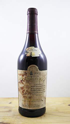 Wein Jahrgang 1998 Arbois Naissance de Victor Hugo Flasche