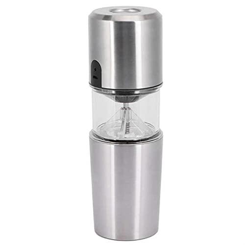 Automatische koffiemolen USB Oplaadbare bean-slijpen en brouwen geïntegreerde koffiemachine thuiskeuken