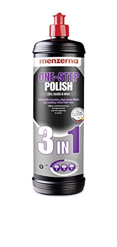 Menzerna 3in1 One-Step Polish Cut, Gloss & Wax 1Liter