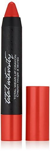 Total Intensity Total Wear Lip Crayon, Girl On Fire, 0.09 Ounce by Total Intensity
