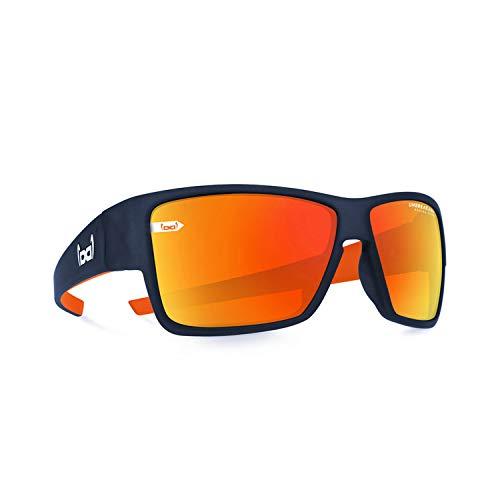 Gloryfy unbreakable eyewear (G14 KTM R2R) - Unzerbrechliche Sonnenbrille, KTM, Sport, Damen, Herren, Blau-Orange