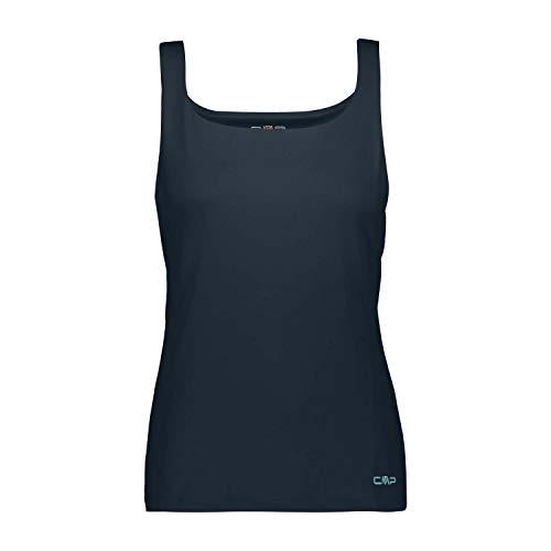 CMP Damen Double Top Stretch, Blue, D40