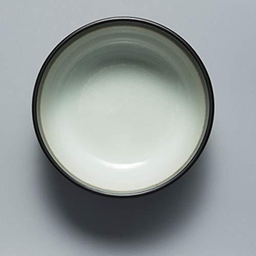 YUWANW Assiette en céramique européenne assiette maison créative assiette maison assiette de salade assiette petit-déjeuner bol de riz bol à soupe bol, grand bol 6 pouces 1