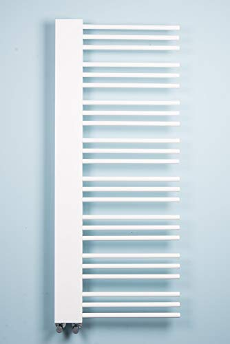 Wärmehaus Designer Handtuchheizkörper Badheizkörper 1455x600mm Weiß