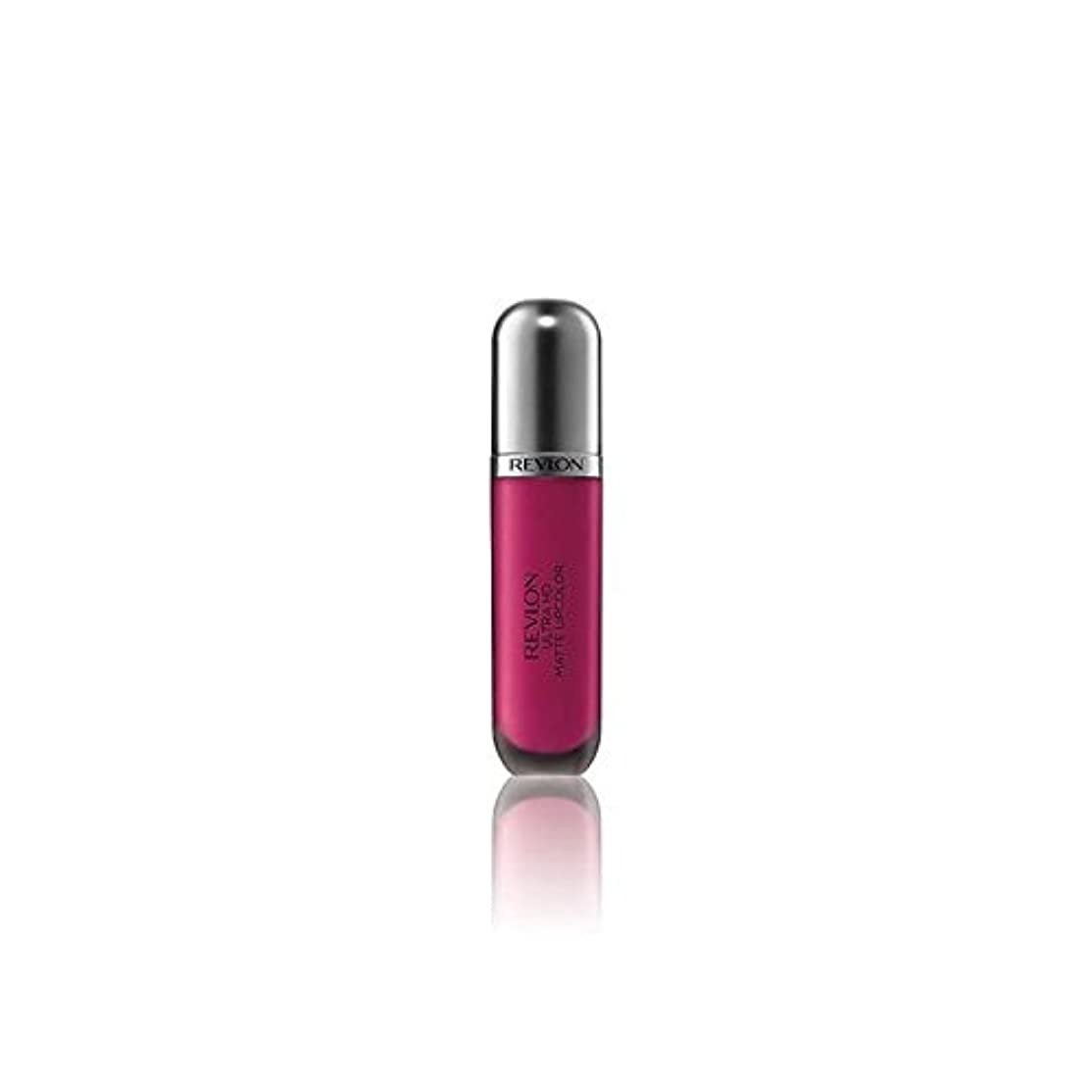 飛行場不器用段階Revlon Ultra HD Matte Lipstick Addiction 5.9ml - レブロンウルトラマット口紅中毒5.9ミリリットル [並行輸入品]