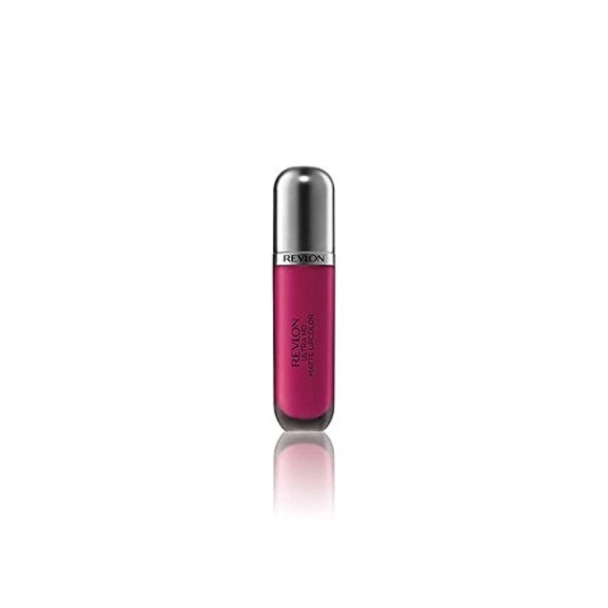 計画勝つどれかRevlon Ultra HD Matte Lipstick Addiction 5.9ml - レブロンウルトラマット口紅中毒5.9ミリリットル [並行輸入品]