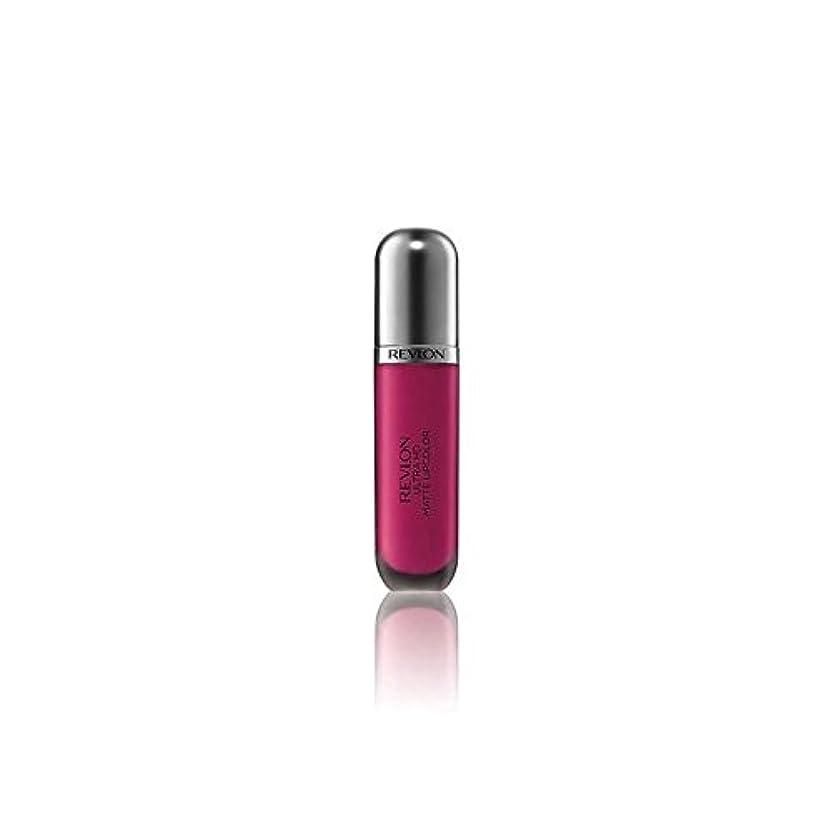 明らかに熟読間隔Revlon Ultra HD Matte Lipstick Addiction 5.9ml - レブロンウルトラマット口紅中毒5.9ミリリットル [並行輸入品]