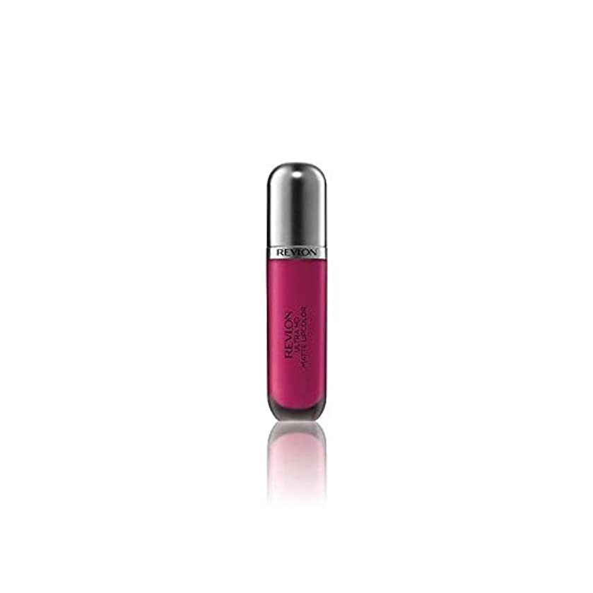自分のマサッチョメッセージレブロンウルトラマット口紅中毒5.9ミリリットル x2 - Revlon Ultra HD Matte Lipstick Addiction 5.9ml (Pack of 2) [並行輸入品]