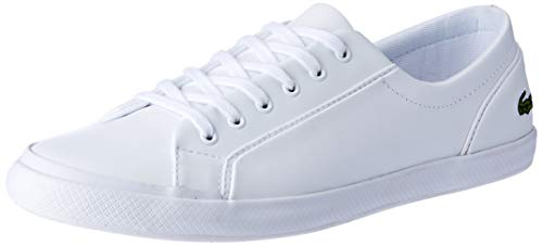 Lacoste Damskie buty sportowe Lancelle Bl 1, biały - Biały. - 42 EU