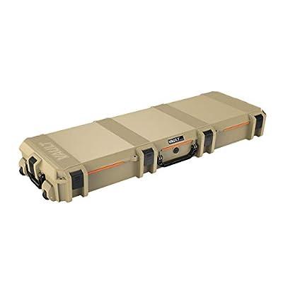Pelican VCV800-0000-TAN V800, Dr, Case/Wf, Tan
