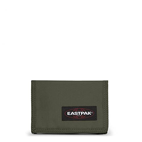 Eastpak Crew Single Portefeuille, 9.5 cm, Crafty Olive...