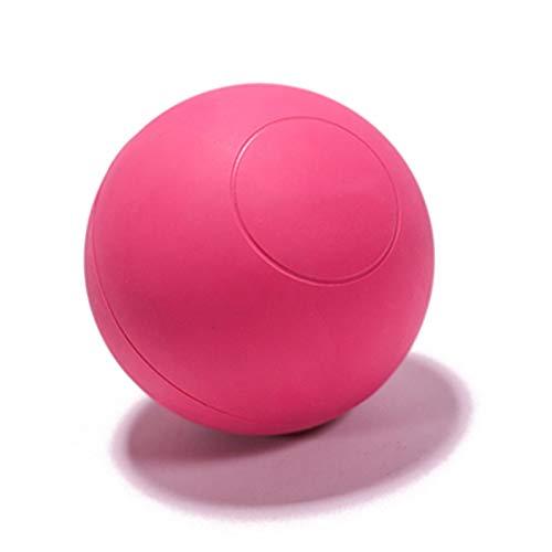 LYY Tragbar, um Angst zu lindern Hundespielzeug, Gummi Massiv Bouncy Balls, Haustier Interaktion, Zahnen, beißfest Spielzeug, Welpen Ausbildung Supplies Geeignet für Innen- und Außenbereich