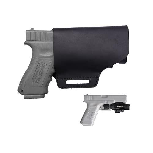 VIPERADE PJ21 Gun Holster, Universal Leather Holster Fits...