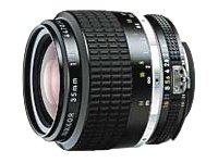 Nikon NIKKOR 35mm f/1.4 Negro - Objetivo (9/7, 0,3 m, Manual, 3,5 cm, 62°, LF-1, CL-S2, HN-3)