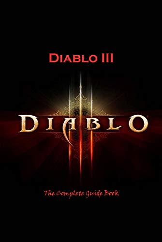 Diablo III: The Complete Guide Book: Travel Game Book (English Edition)