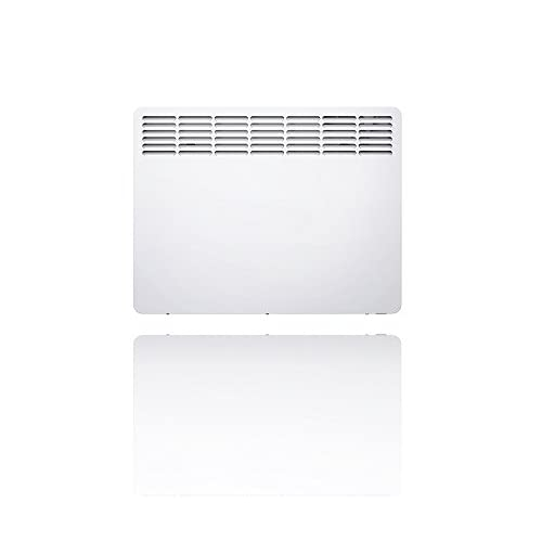 Stiebel Eltron Convector CNS 150 Trend UK Wall mounted electric panel heater, 1500 W for about 15 sqm, LED, 7-day timer…