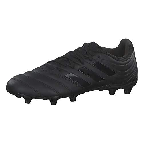 adidas Herren Copa 20.3 Fg Fussballschuh, Core Black/Core Black/DGH Solid Grey, 42 2/3 EU
