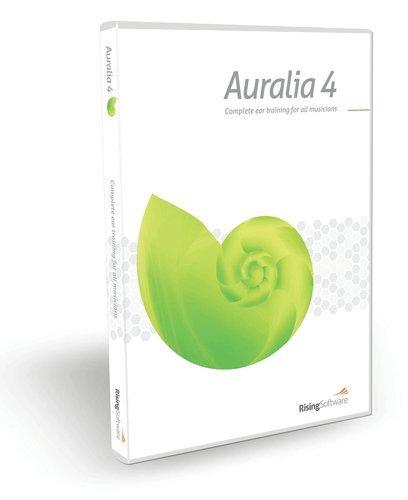 Sibelius Auralia 4, Student edition [import anglais]