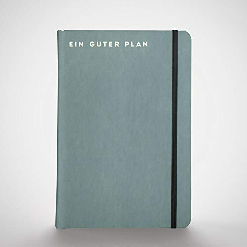 Ein guter Plan Pro 2021   Ganzheitlicher Terminkalender für mehr Achtsamkeit und Selbstliebe   Reflexion + Ziele erreichen   Klimaneutral, Altpapier   Taube