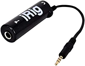 AmpliTube iRig Guitar Interface Adapter iOS Devices Open Box