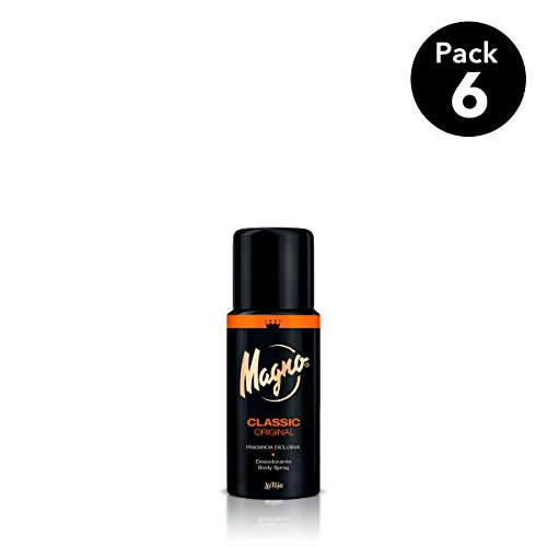 Magno Deodorant Classic–6Stück