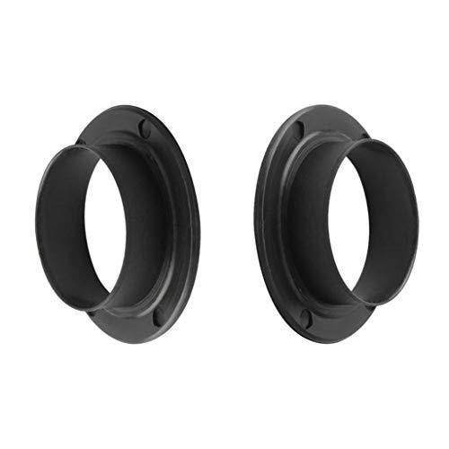 SM SunniMix 2 Paquetes Eje Pedalier Eje BB Impermeable para El Diámetro del Cigüeñal. 24mm