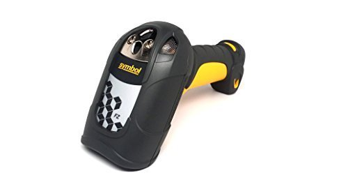 Zebra/Motorola Symbol LS3408-FZ Rugged Handheld Barcode Scanner with USB Cable by Zebra/Motorola