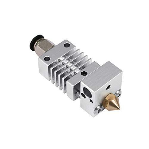 All Metal Hotend Kit - Professional Heat Break Small Hotend Kit for CR10, for CR8, for CR10S