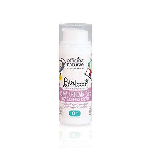 Crema delicata baby biricco per cambio pannolino certificata eco bio cosmesi