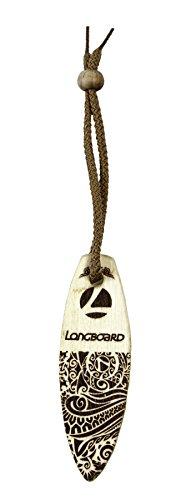 Longboard skimsurf Madera perfum. Pop Incense
